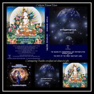 Contemplating Buddha Album Crowdfund gifts2